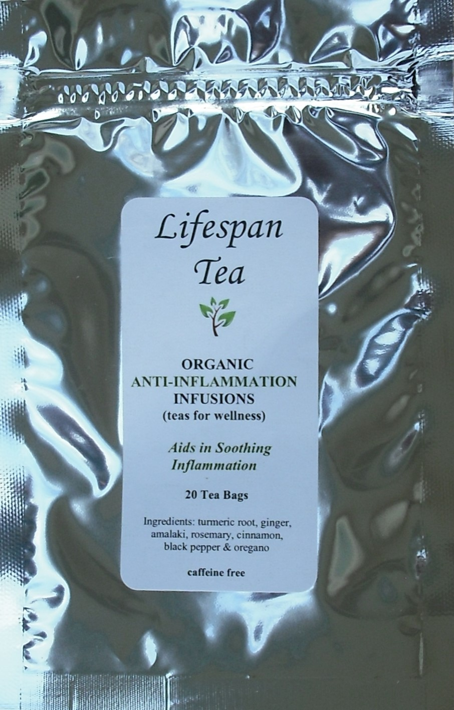 Anti-Inflammation Infusions (20 Tea Bags)