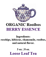 Herbal Berry Essence Loose Leaf Tea