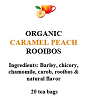 Herbal Caramel Peach | Organic Tea
