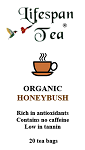 Organic Honeybush Tea Bags