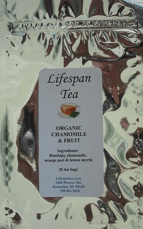 Chamomile & Fruit (20 Tea Bags)