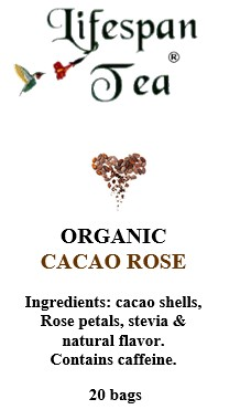 Cacao Rose Tea Bags