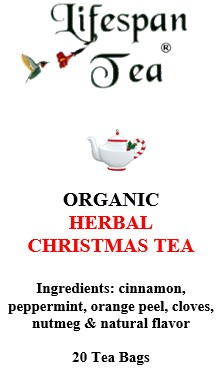 Herbal Christmas Tea (20 Bags)