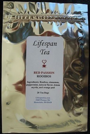 Red Passion Rooibos (20 Tea Bags)